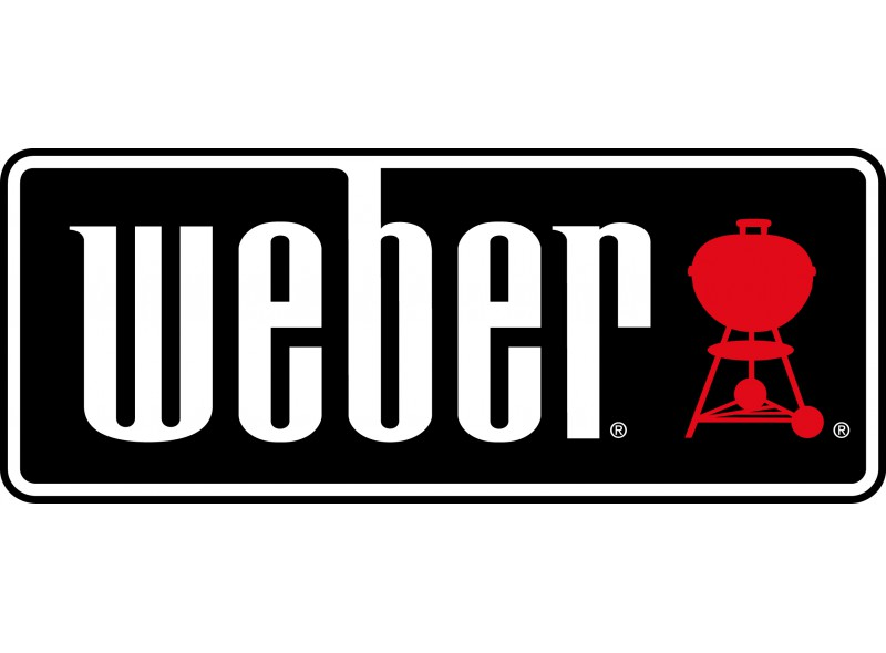 Salsa Weber Red Creole Grill 240 ml.
