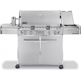 Weber Summit S-670 GBS Stainless Steel
