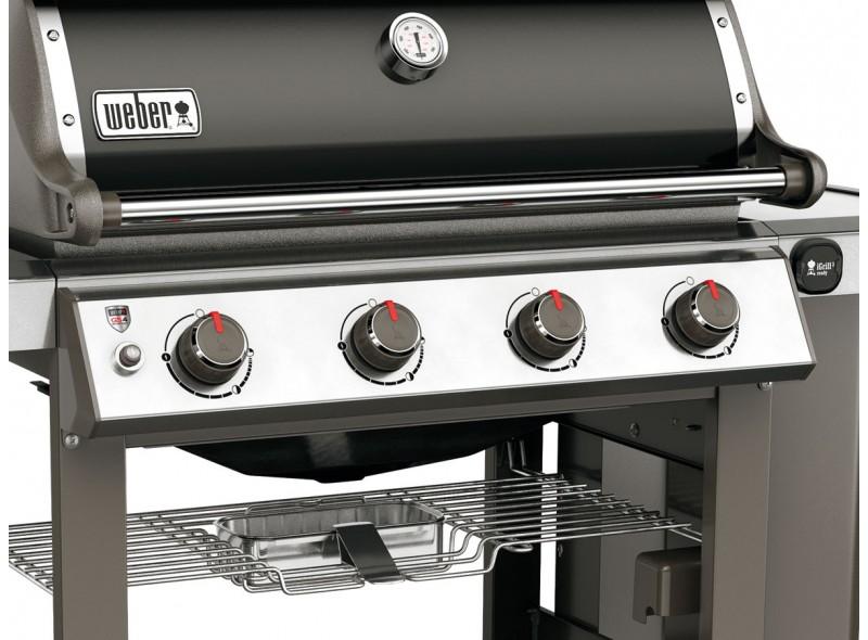 Weber Genesis II E-410 GBS Negra