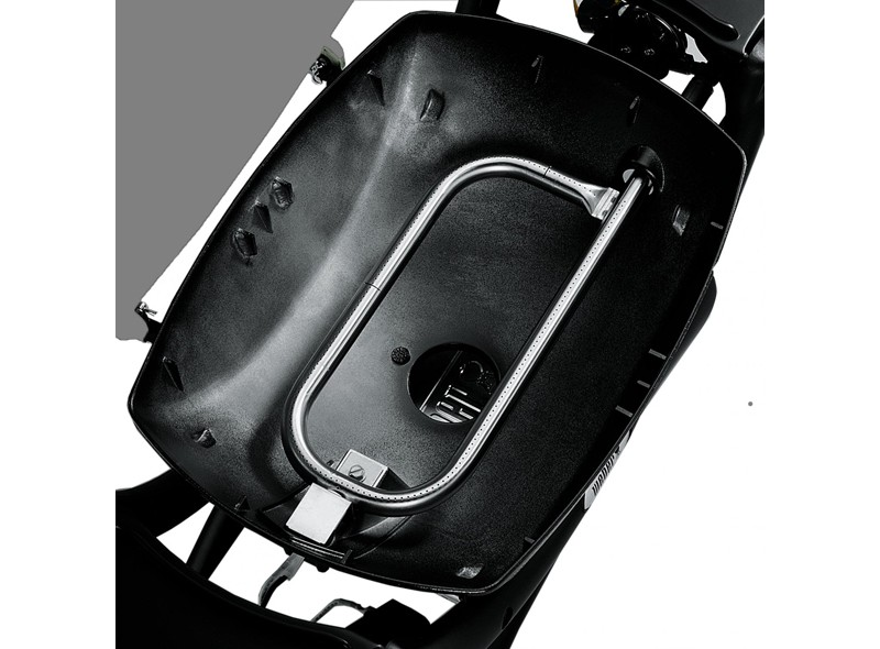 Weber Q 1200 Fucsia