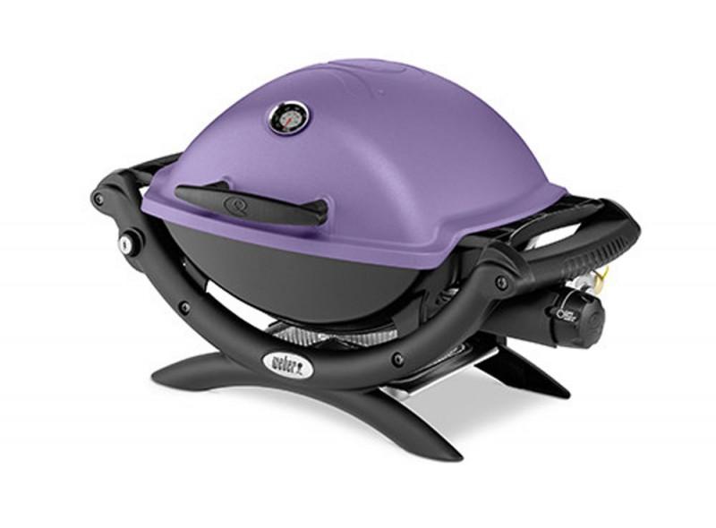 Weber Q 1200 Púrpura
