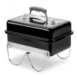 Go-Anywhere charcoal BBQ