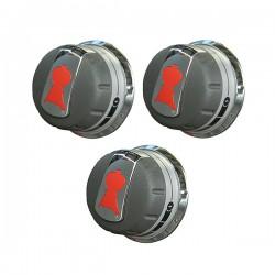 Botones reguladores de gas para Genesis serie 300