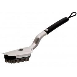 Cepillo de Limpieza con Cabezal Extraíble y Rascador
