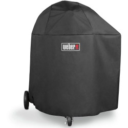 Funda Premium Weber Carbón Summit