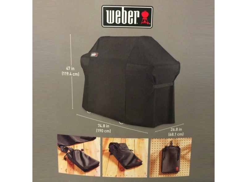 Funda Weber Summit 600 series