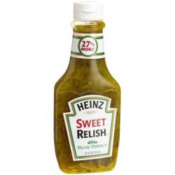 Heinz Sweet Relish Squeeze 360 gr.