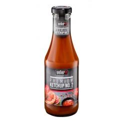 Ketchup Premium Weber No. 2 450 ml.
