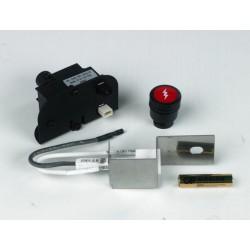 Kit Piezoelectrónico + Electrodo para Q 120, 220, 1200 y 2200