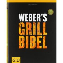 Libro barbacoas Weber´s Grill Bibel