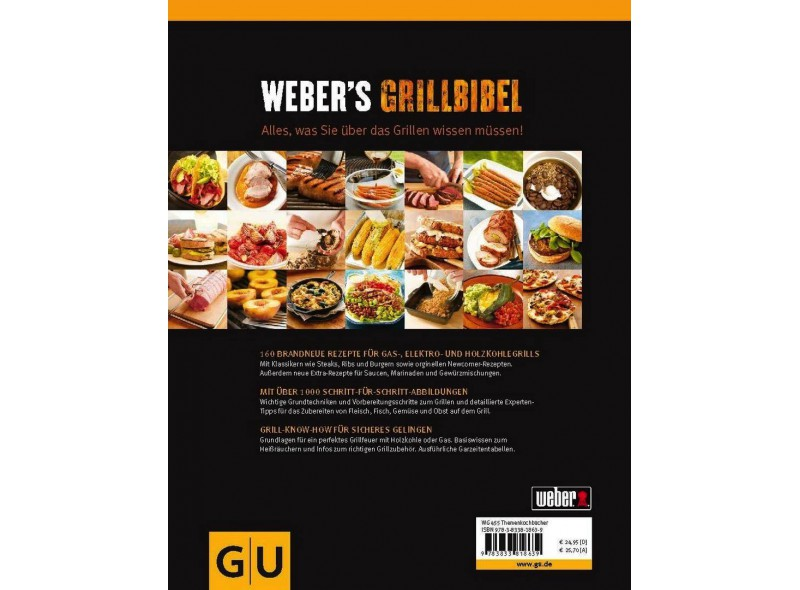libro barbacoas weber s grill bibel grill center en m laga. Black Bedroom Furniture Sets. Home Design Ideas