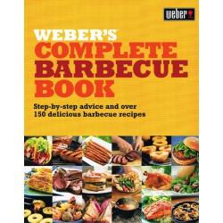 Libro barbacoas Weber's Complete Barbecue Book