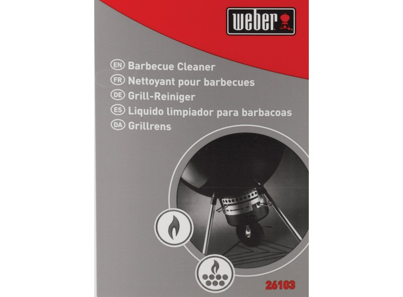Limpiador Barbacoas Acero Vitrificado Weber