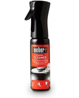 Limpiador de Acero Vitrificado Weber