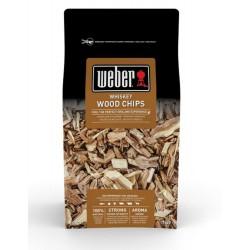 Madera ahumar Whiskey Weber