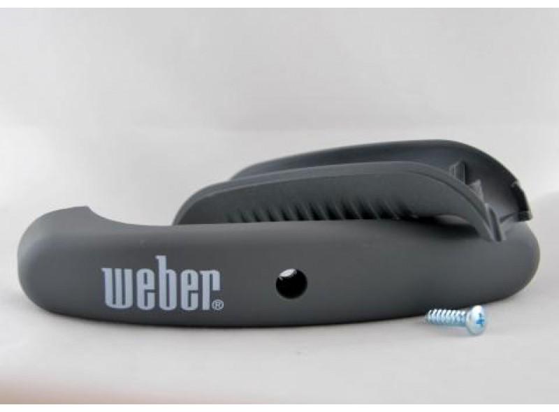 Manilla cuba para barbacoa de carbón Weber