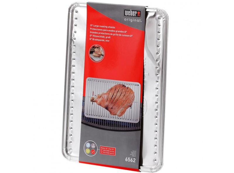 Protecciones grandes para asados Weber Q