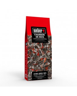 Saco 10 Kg. Carbón de Leña Weber