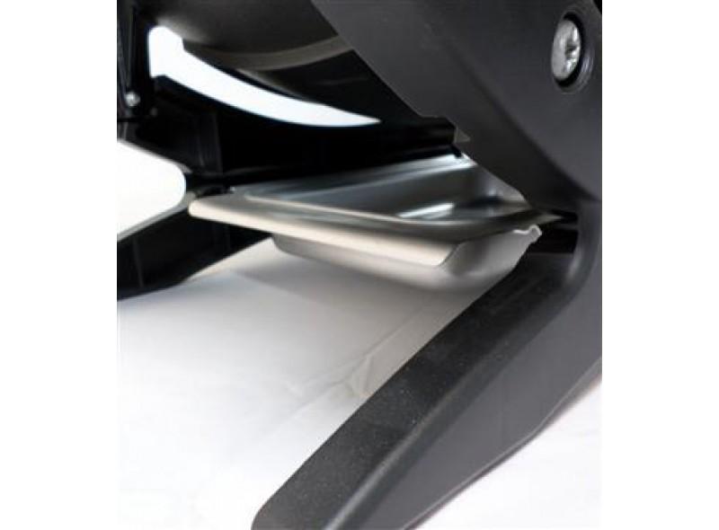 Soporte bandeja aluminio para Q series 100 y 1000