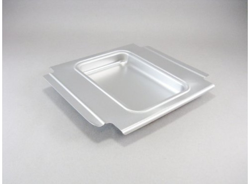 Bandeja aluminio para Q series 200, 2000, 220, 2200, 300 y 3000