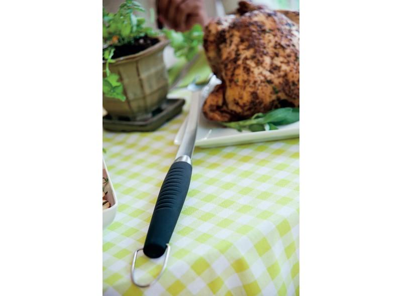 Tenedor de Acero Inoxidable Weber Original