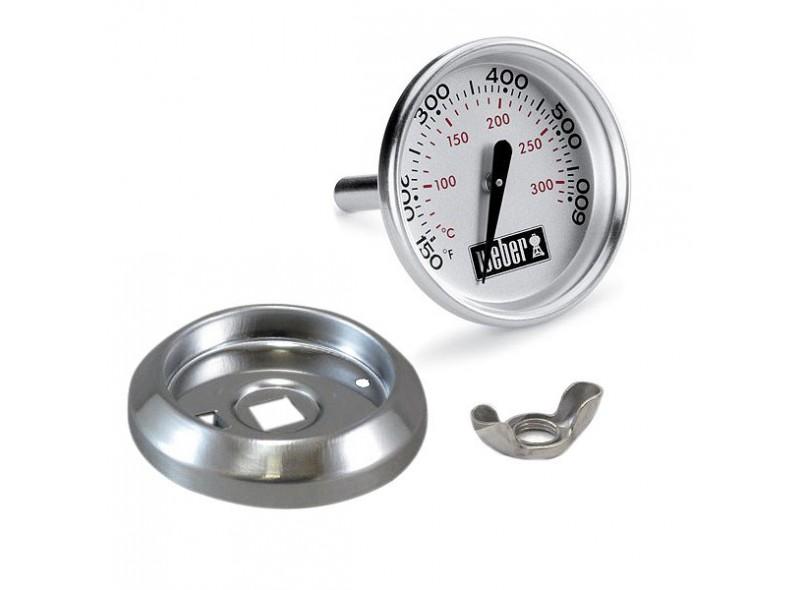 Soporte de termómetro para barbacoa carbón Weber