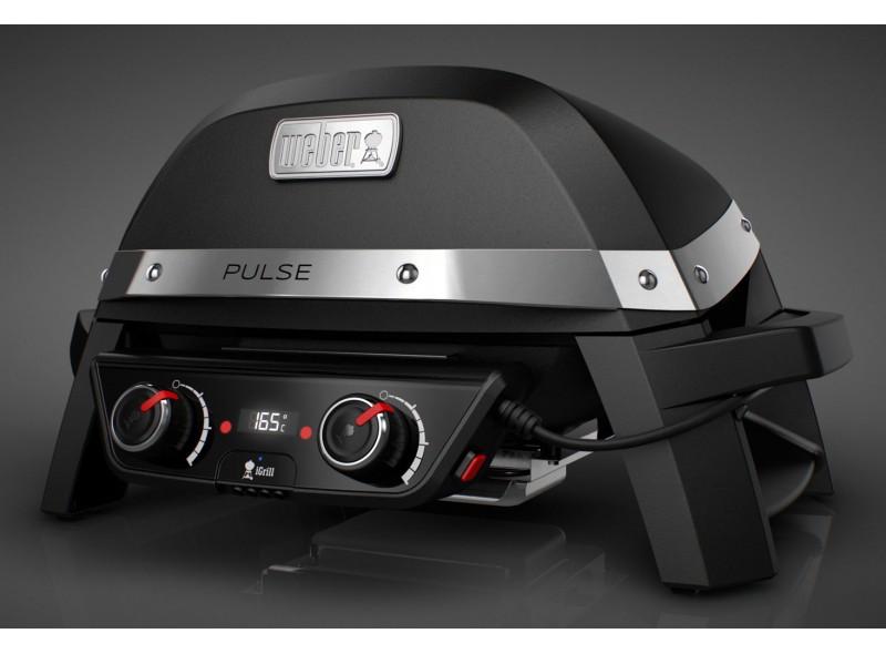 Weber Pulse 2000 con Carro