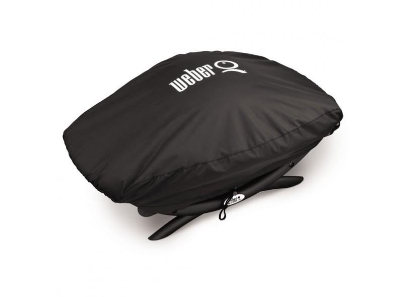 Weber Q 2200 Negra Promo Pack