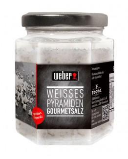 Sal en Escamas Weber White Pyramid 80 gr.