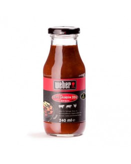 Salsa Weber World Champion Grill 240 ml.