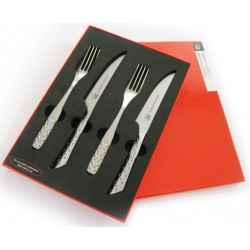 Set para Carne 4 piezas Weber Style